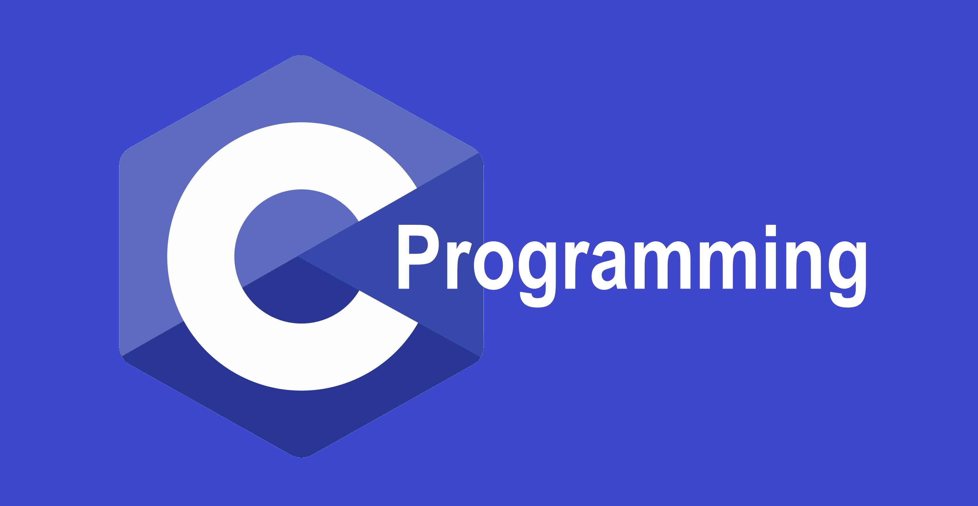 Алгоритмические языки и программирование на C