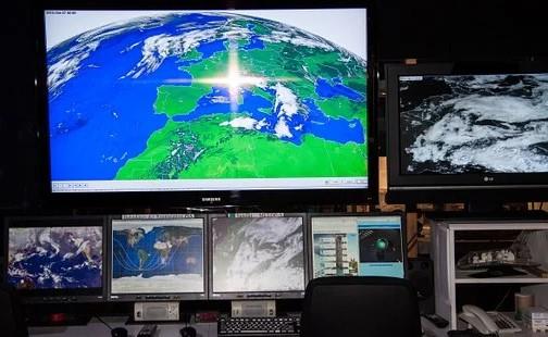 Модели ОТС космического назначения и процессов их функционирования