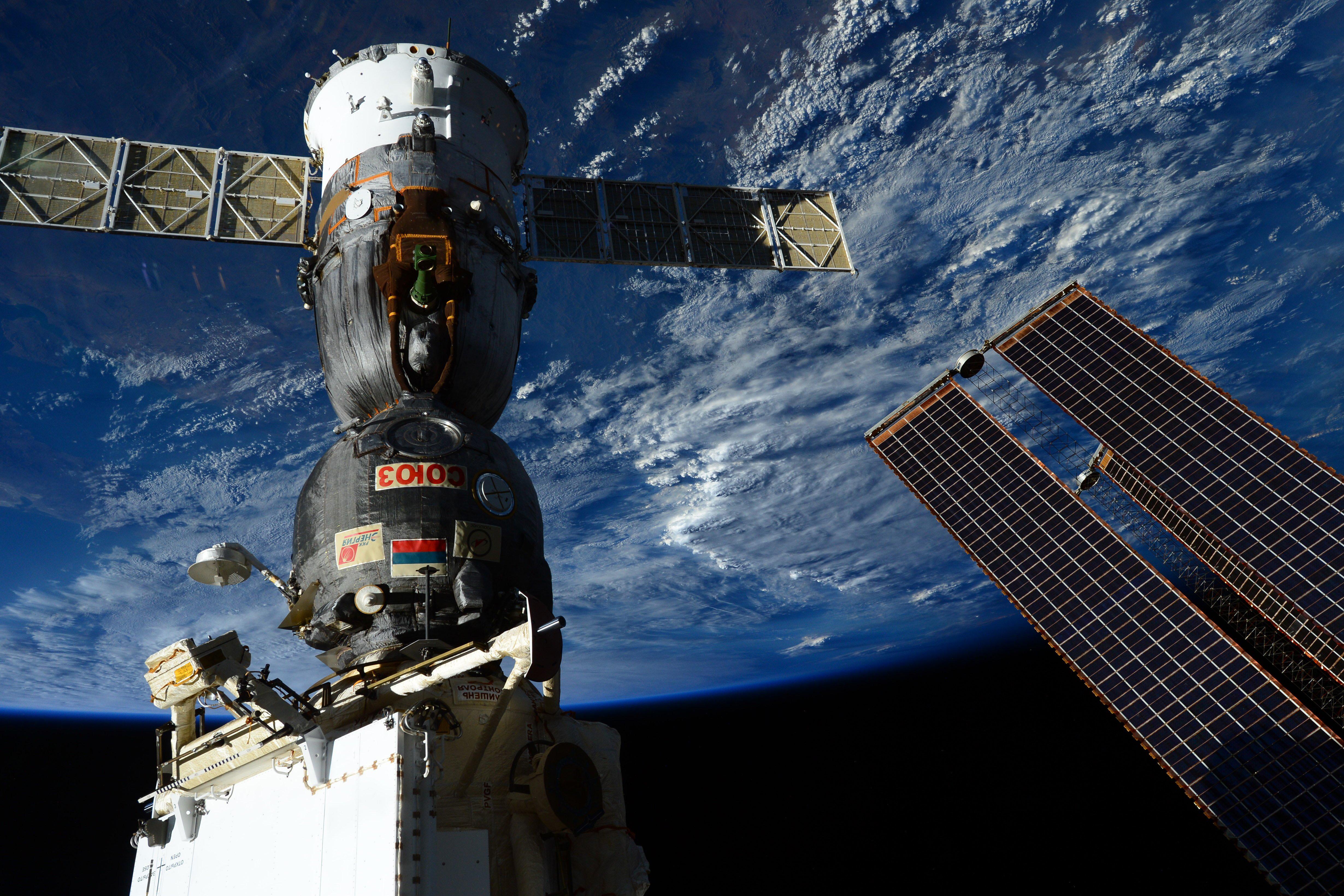 Основы устройства космических аппаратов (специалитет)