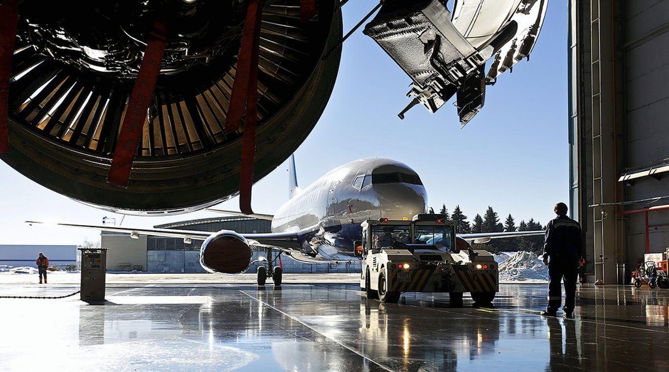 Техническая эксплуатация летательного аппарата и систем