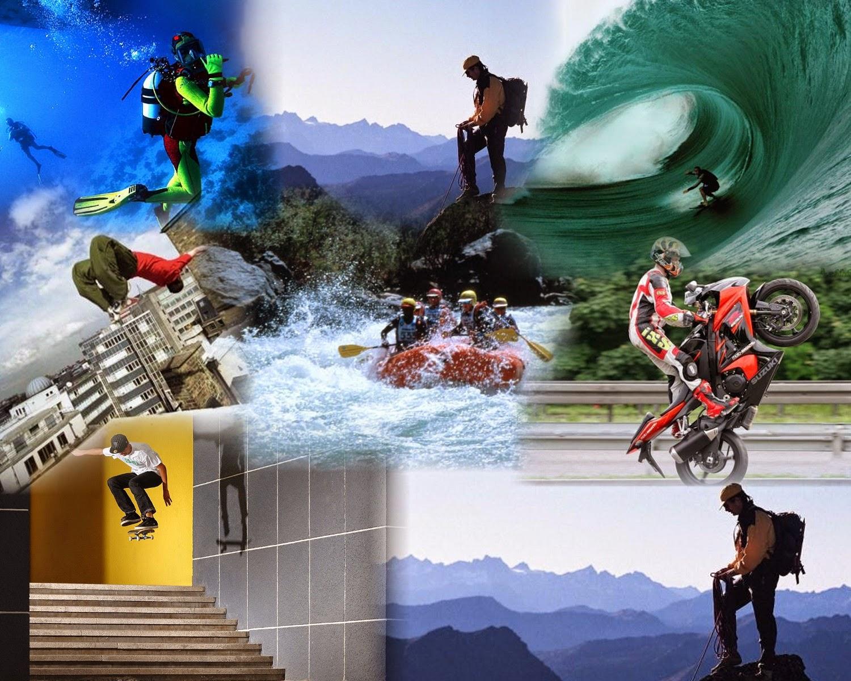 Экстремальные и прикладные виды спорта