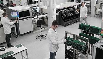 Технология и оборудование автоматизированных производств РЭА