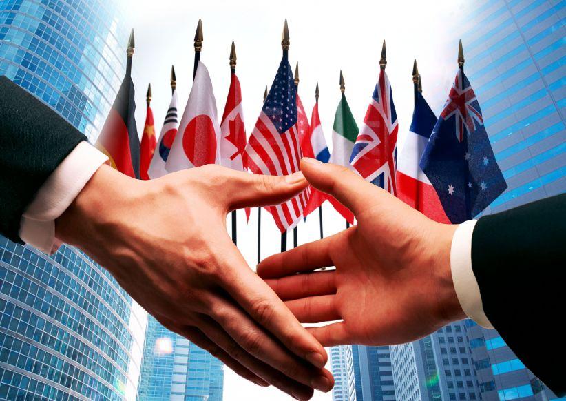 Современные международные отношения