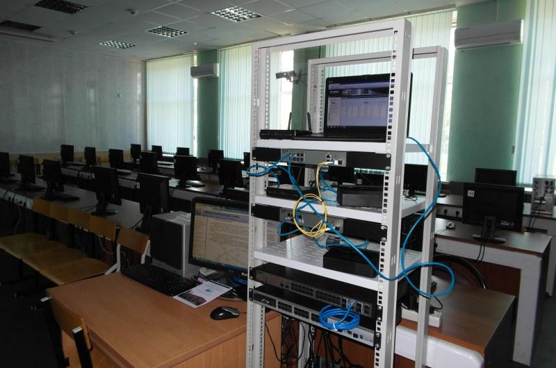 Сетевые технологии 8 сем Ступино ИВТ