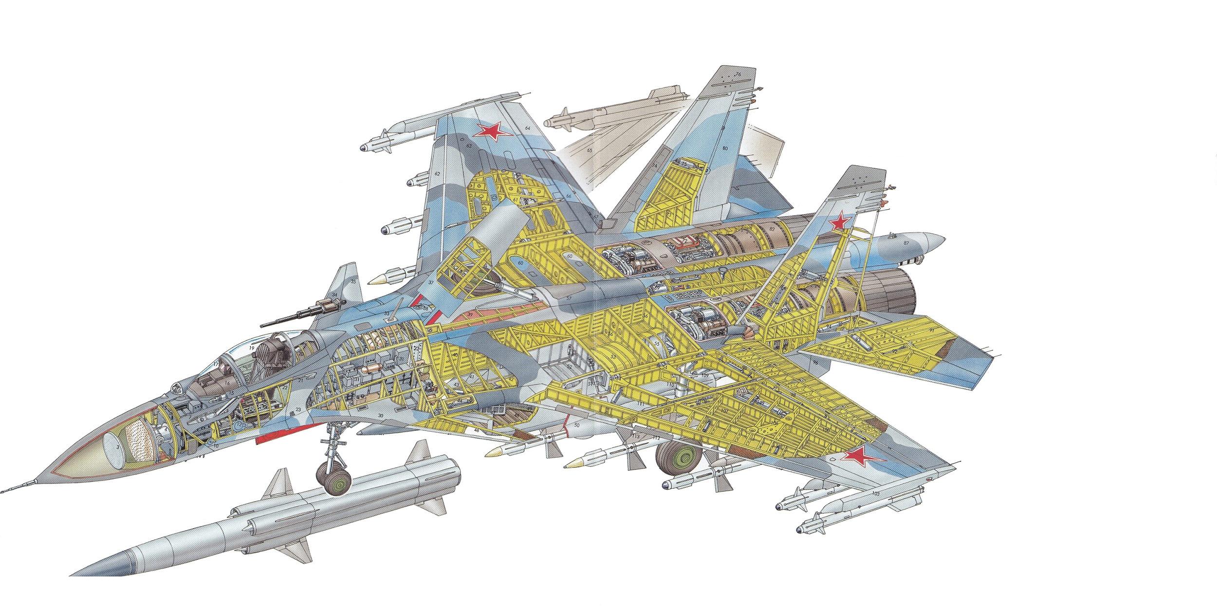 Конструкция Авиационной техники (В-30)