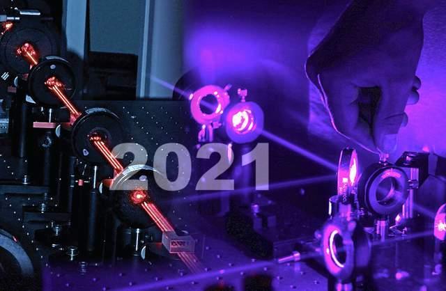 Оптические методы и устройства обработки информации (2021)