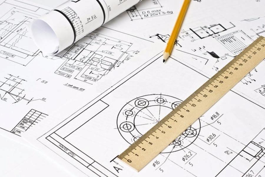 Инженерная графика (Институт 12) 3 семестр